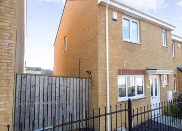 Thumbnail 3 bed semi-detached house for sale in Morton Close, Murton, Seaham
