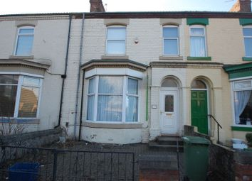 Thumbnail 5 bed terraced house to rent in Cambridge Road, Thornaby, Stockton-On-Tees