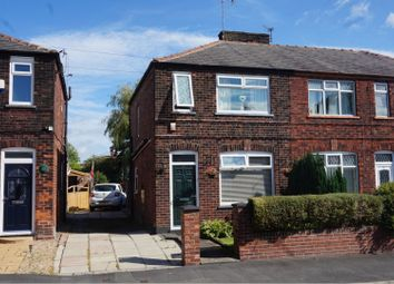 Thumbnail 3 bed semi-detached house for sale in Dunkerley Avenue, Manchester