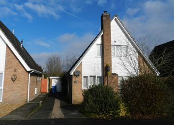 Thumbnail 3 bed detached house to rent in Thompson Ave, Culcheth, Warington