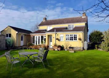 Thumbnail 4 bed country house for sale in Folgate Lane, Walpole St Peter, Norfolk