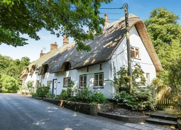Thumbnail 3 bed semi-detached house for sale in High Street, Wherwell, Andover, Hampshire