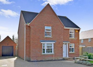 Thumbnail 4 bed detached house for sale in Blakiston Close, Ashington, West Sussex