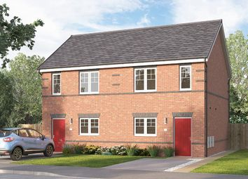 "Thumbnail 2 bed terraced house for sale in ""The Beckbridge"" at Alfreton Road, South Normanton, Alfreton"