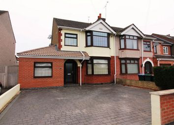 Thumbnail 3 bed semi-detached house for sale in Halford Lane, Whitmore Park, Coventry
