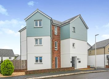Thumbnail 2 bed flat for sale in Brooks Avenue, Holsworthy