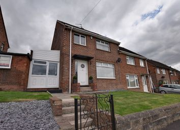 Thumbnail 3 bedroom semi-detached house for sale in Bevan Way, Chapeltown, Sheffield, South Yorkshire