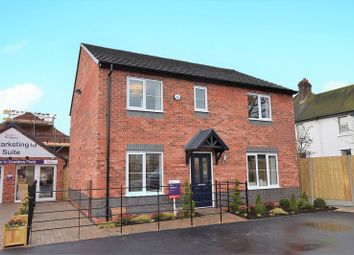 Thumbnail 4 bed detached house for sale in Plot 71 The Shelford, Golf Links Lane, Telford