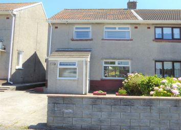 Thumbnail 3 bed property for sale in Heol Yr Ysgol, Bridgend, Bridgend.