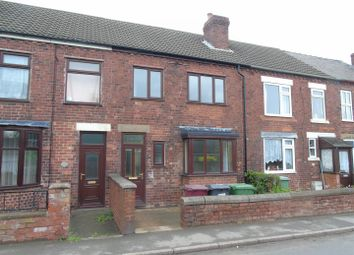 Thumbnail 3 bed terraced house to rent in Welbeck Villas, Bolsover, Chesterfield