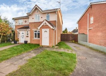 2 bed semi-detached house for sale in Boynton Road, Braunstone, Leicester, Leicestershire LE3
