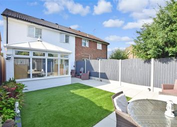 Thumbnail Semi-detached house for sale in Warrington Square, Billericay, Essex