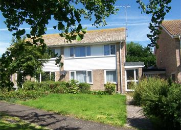 Thumbnail 3 bedroom semi-detached house for sale in Summersby Close, Seaton