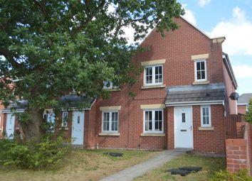 Thumbnail 4 bed town house for sale in Keepers Wood Way, Gillibrand North, Chorley