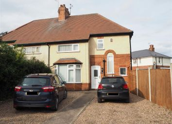 Thumbnail 3 bed semi-detached house for sale in Bowbridge Road, Newark