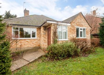 Thumbnail 4 bed bungalow to rent in Webster Close, Maidenhead