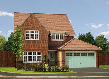 Thumbnail 4 bed detached house for sale in Pennine Grange, Pennine Way, Tamworth, Staffordshire