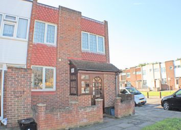 Thumbnail 2 bed semi-detached house for sale in Woodman Path, Hainault