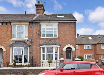 Thumbnail 3 bed end terrace house for sale in Waghorn Road, Snodland, Kent