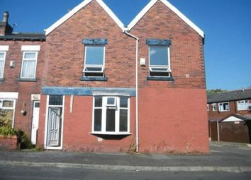 Thumbnail 4 bed terraced house to rent in Curzon Road, Bolton