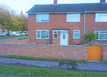 Thumbnail 3 bed end terrace house for sale in Mansel Road West, Milbrook Southampton