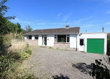 Thumbnail 3 bed detached bungalow for sale in Llanfihangel-Y-Creuddyn, Aberystwyth