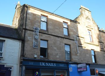 Thumbnail 2 bedroom flat for sale in Manor Street, Falkirk, Falkirk