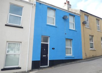 Thumbnail 3 bedroom terraced house for sale in Albert Terrace, Portland