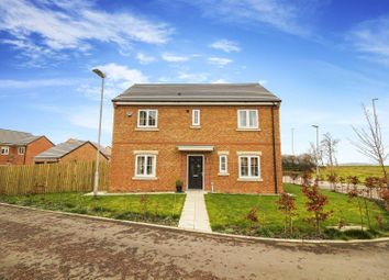 Thumbnail 4 bed detached house for sale in Buttercup Gardens, Blyth