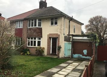 Thumbnail 3 bed semi-detached house for sale in Higher Drive, Lowestoft