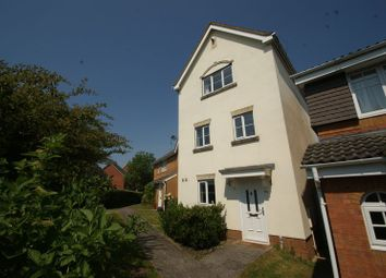 Thumbnail 4 bedroom semi-detached house for sale in Berry Way, Andover
