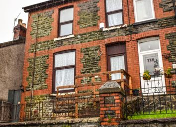 Thumbnail 2 bed end terrace house to rent in East Road, Tylorstown