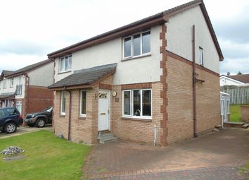 Thumbnail 2 bed semi-detached house for sale in Easdale Path, Carnbroe, Coatbridge