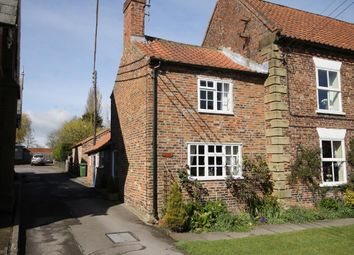 Thumbnail 1 bedroom cottage for sale in Newby Wiske, Northallerton