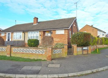 Thumbnail 2 bed semi-detached bungalow for sale in Woodlands Road, Irchester, Northamptonshire