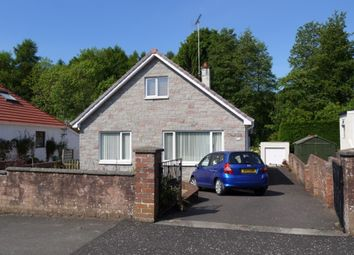 Thumbnail 4 bed detached bungalow for sale in Whinhill Road, Ayr