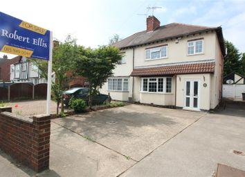 Thumbnail 4 bed semi-detached house for sale in Hickings Lane, Stapleford, Nottingham