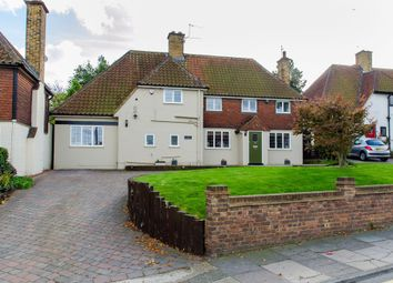 Thumbnail 4 bed detached house for sale in Old Road East, Gravesend