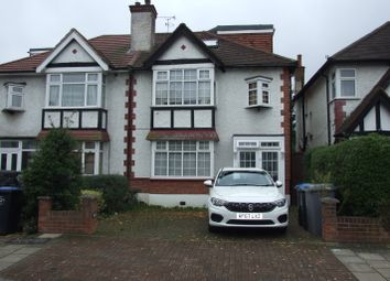 Thumbnail 3 bed semi-detached house to rent in The Glenn, London Nw10