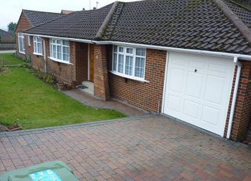 Thumbnail 3 bed bungalow for sale in Widley Road, East Cosham, Portsmouth