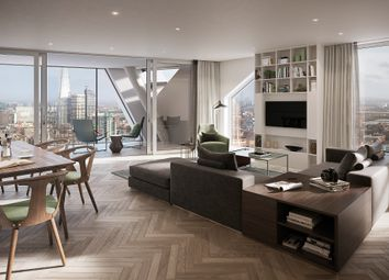 Thumbnail 2 bed flat to rent in Southwark Bridge Road, Elephant & Castle