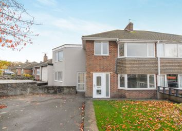 Thumbnail 4 bed semi-detached house for sale in St. Bernards Road, Whitwick
