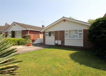 Thumbnail 3 bed detached bungalow for sale in Holmhurst Avenue, Highcliffe, Christchurch, Dorset