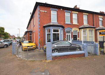 Thumbnail 3 bed end terrace house for sale in Cambridge Road, Blackpool, Lancashire