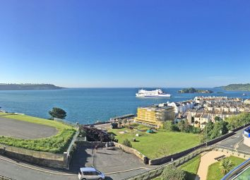 Thumbnail 2 bed flat for sale in Azure, Cliff Road, The Hoe, Plymouth
