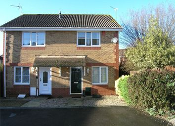 Thumbnail 2 bed semi-detached house to rent in Knole Close, Pontprennau, Cardiff