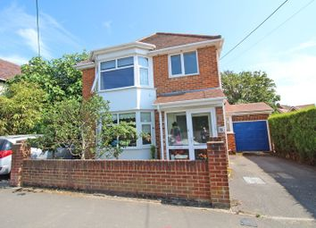 Thumbnail 3 bed detached house for sale in Park Road, Milford On Sea, Lymington