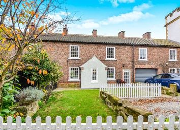 Thumbnail 3 bed terraced house for sale in East Side, Hutton Rudby, Yarm, North Yorkshire