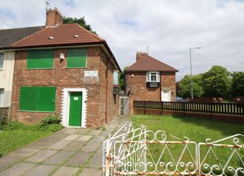 Thumbnail 3 bed terraced house for sale in Lyme Cross Road, Huyton, Liverpool