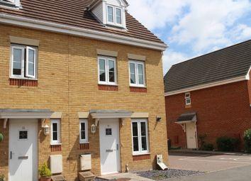 Thumbnail 3 bedroom town house to rent in Sartoris Close, Warsash, Southampton